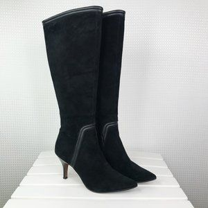 Donald J Pliner Tero Boots 6.5 Tall Suede Leather